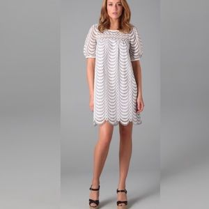 Marc By Marc Jacobs Edith Eyelet Dress